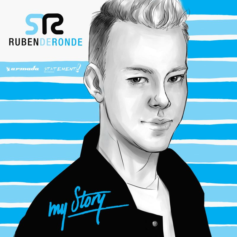 My Story CD in Pre-Order – Ruben De Ronde   DJ and Producer